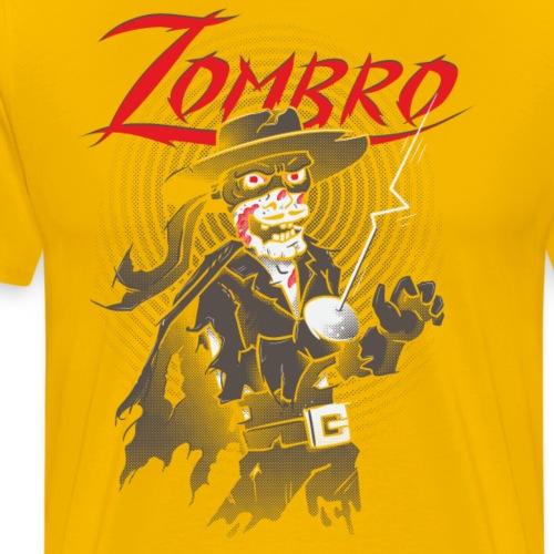 Zombro - Men's Premium T-Shirt