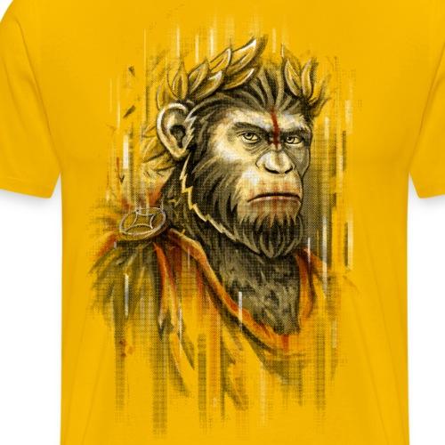 Caesar Ape - Men's Premium T-Shirt