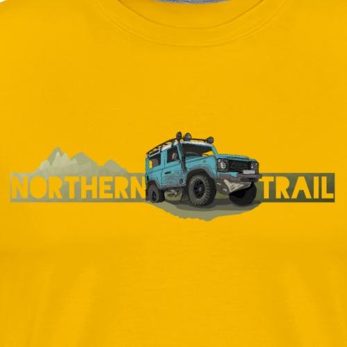 Northern Trail - UK Offroad Ikone - Männer Premium T-Shirt