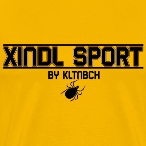 Xindl Sport 1 - Männer Premium T-Shirt