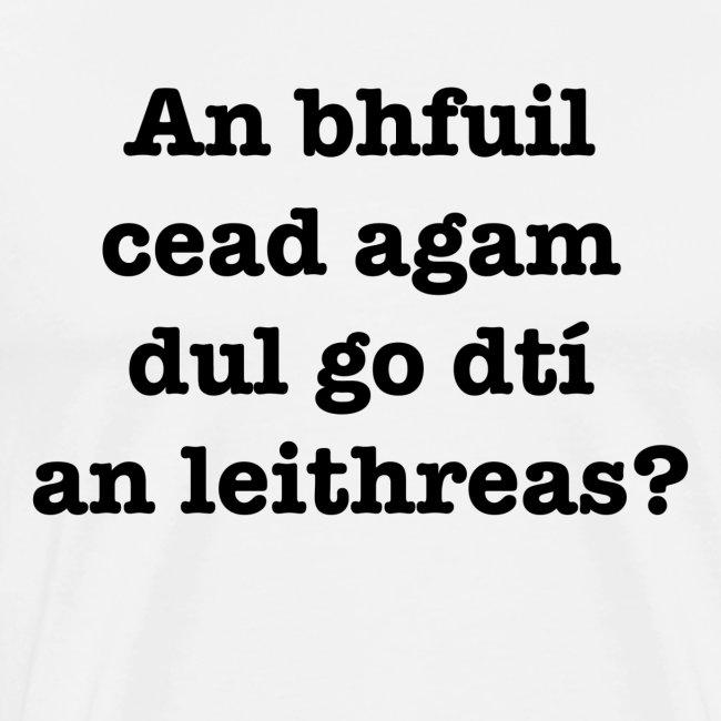 An Bhfuil Cead?