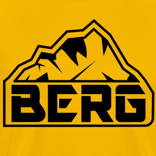 BERG - 01 (Noir)