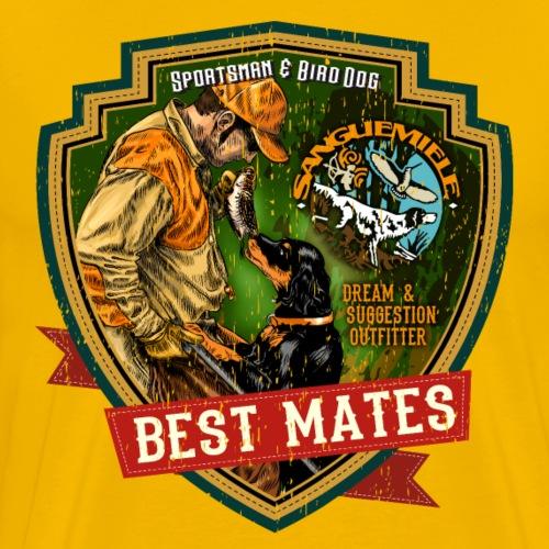 best mates - Maglietta Premium da uomo