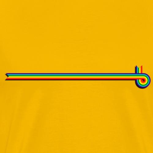 Rainbow loop - T-shirt Premium Homme