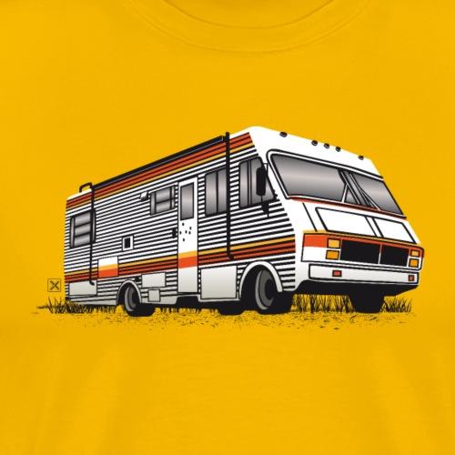 Breaking van - Camiseta premium hombre