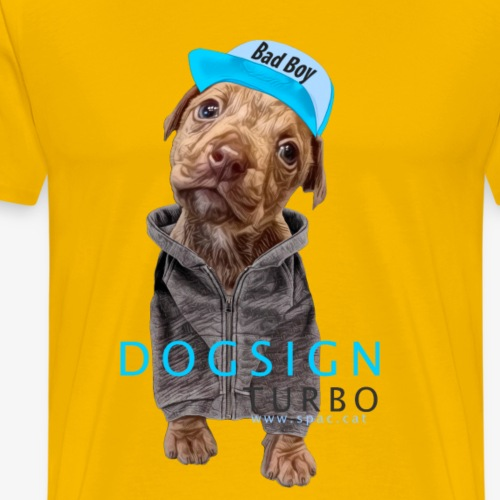 Turbo badboy - Camiseta premium hombre