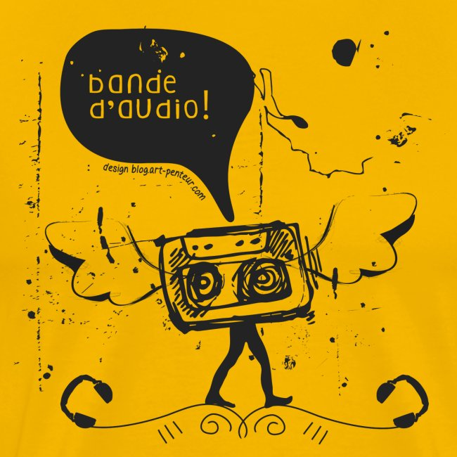 bande d'audio