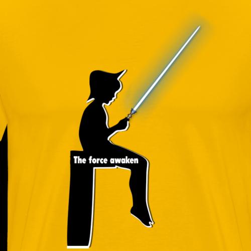 Jedi - Camiseta premium hombre