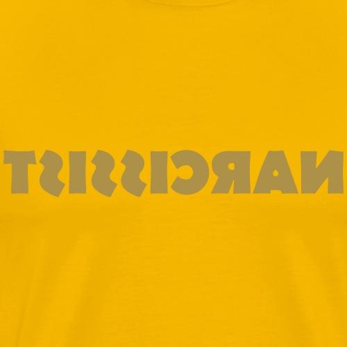Narcissist - Premium-T-shirt herr