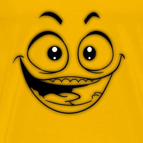 sorriso - Maglietta Premium da uomo