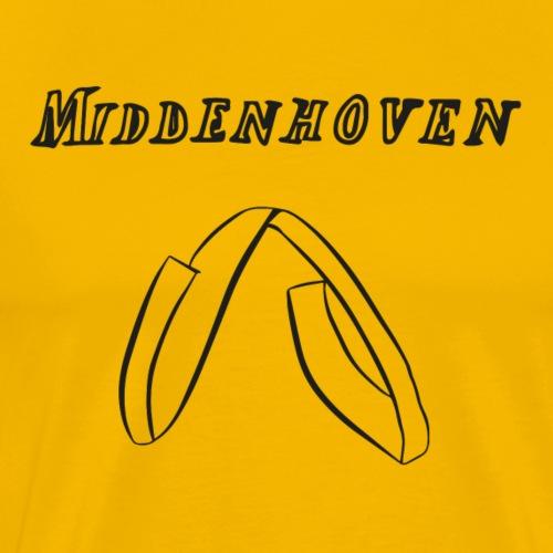 Middenhoven shirt - Mannen Premium T-shirt