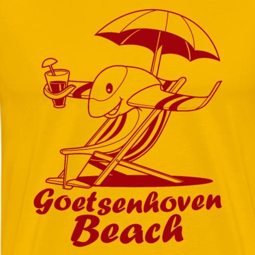 Goetshoven Beach - Men's Premium T-Shirt