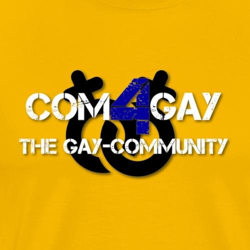 c4g speedshirt 02 - Männer Premium T-Shirt
