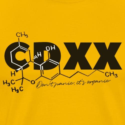 CDXX (420) Dark Label - Männer Premium T-Shirt