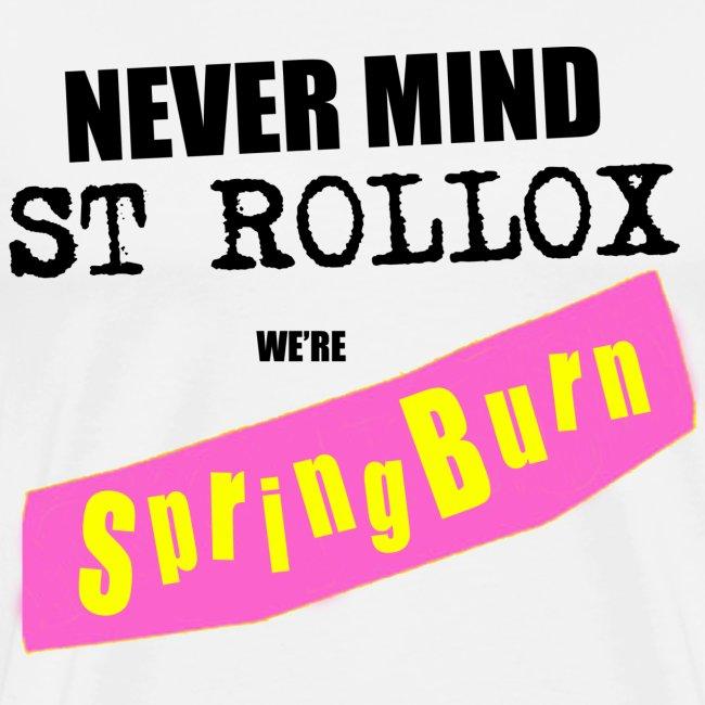 Never Mind St Rollox We're Springburn