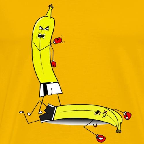 banana ali - Camiseta premium hombre