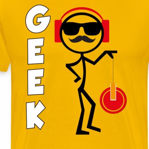 geek2 - T-shirt Premium Homme