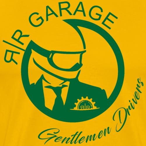 RR GARAGE GENTLEMEN DRIVERS - Maglietta Premium da uomo