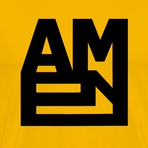 Amen 3N - Maglietta Premium da uomo