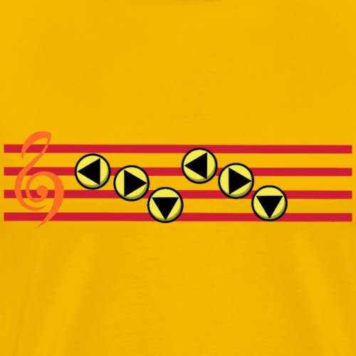 Song Of Healing - Men's Premium T-Shirt