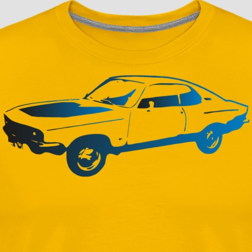 Manta A - Männer Premium T-Shirt