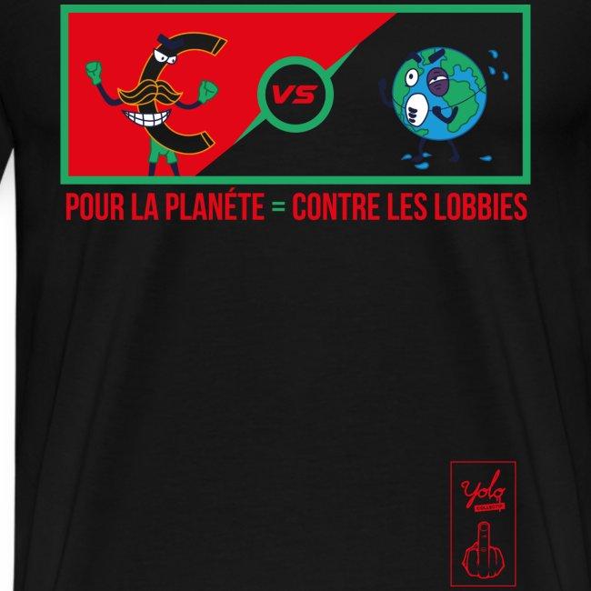 pour la planète J
