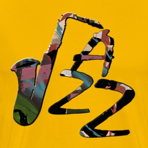 JAZZ - Männer Premium T-Shirt