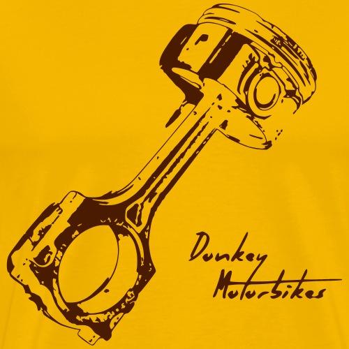 Pistón - Camiseta premium hombre