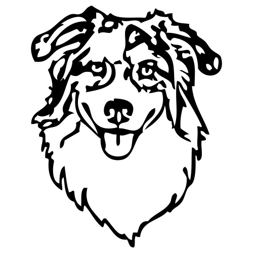 australian - www.dog-power.nl - Mannen Premium T-shirt