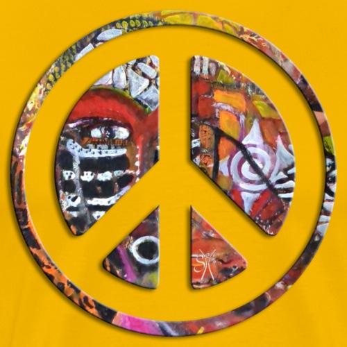 SH Masquerade Peace 02 - Männer Premium T-Shirt