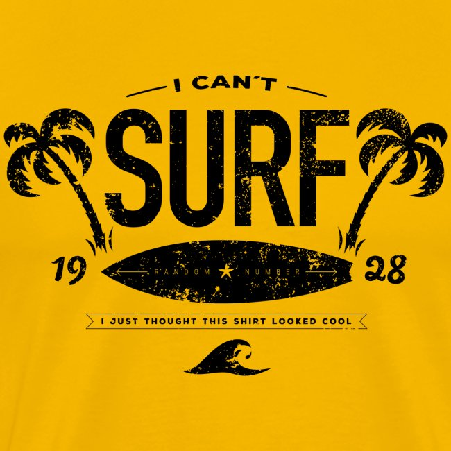 I can t Surf
