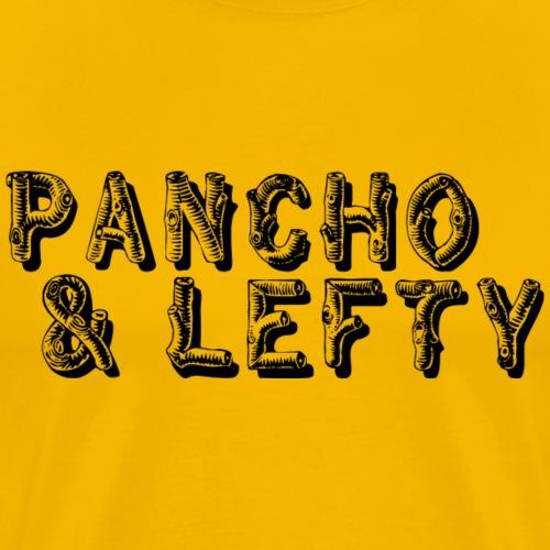 Pancho Lefty - Men's Premium T-Shirt