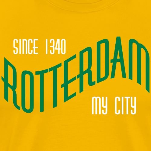 My City - Mannen Premium T-shirt
