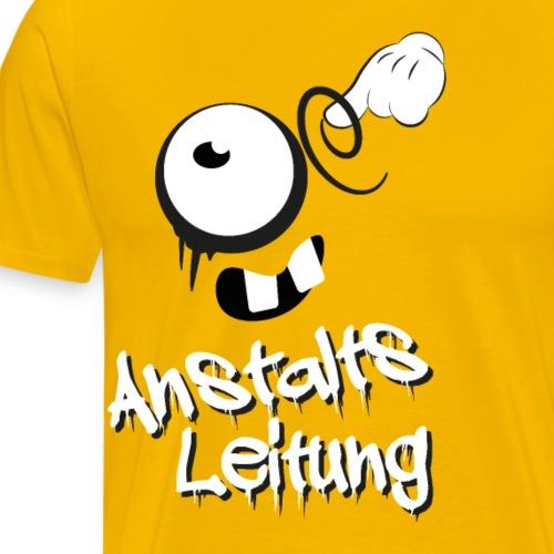 Anstaltsleitung - Männer Premium T-Shirt