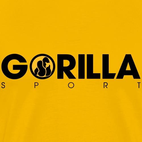 Großstadt Gorilla Sport