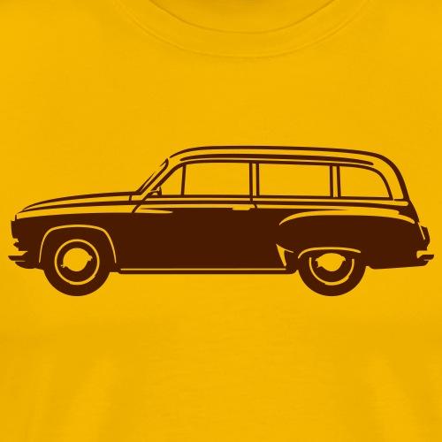 Classic car combi - Men's Premium T-Shirt