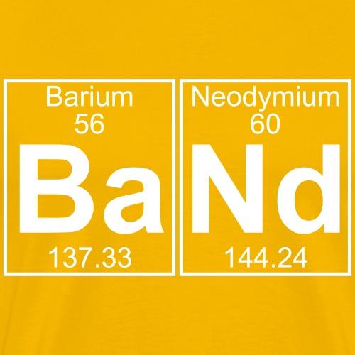 Ba-Nd (band) - Full - Men's Premium T-Shirt