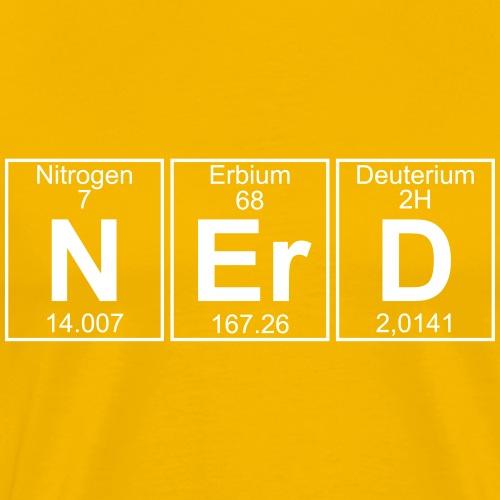 N-Er-D (nerd) - Men's Premium T-Shirt