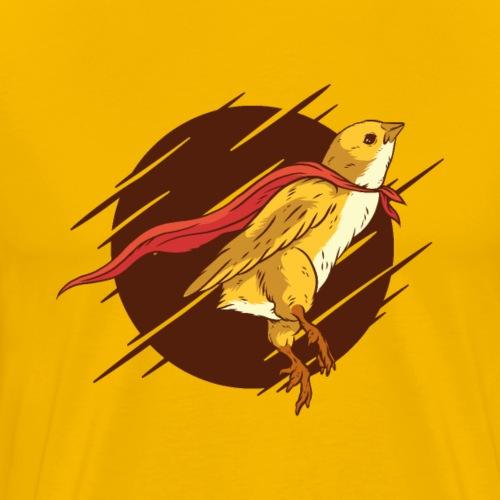 Super Vogel, Super Chicken,