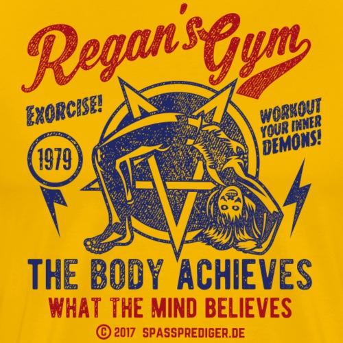 Regan's Gym - Männer Premium T-Shirt