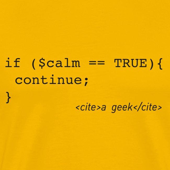 Coder's Keep Calm