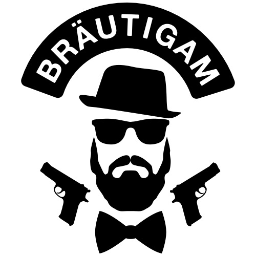 Bräutigam T-Shirt - JGA Shirt - Bachelor - Party - Männer Premium T-Shirt