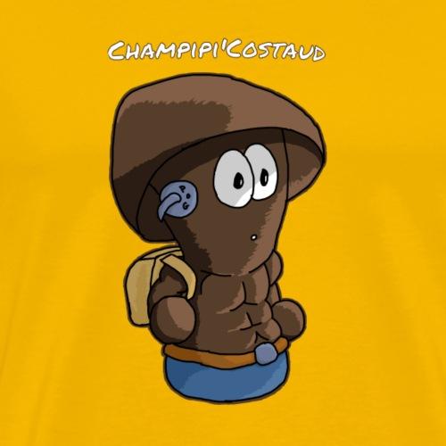 Champipi'Costaud_Nom - T-shirt Premium Homme