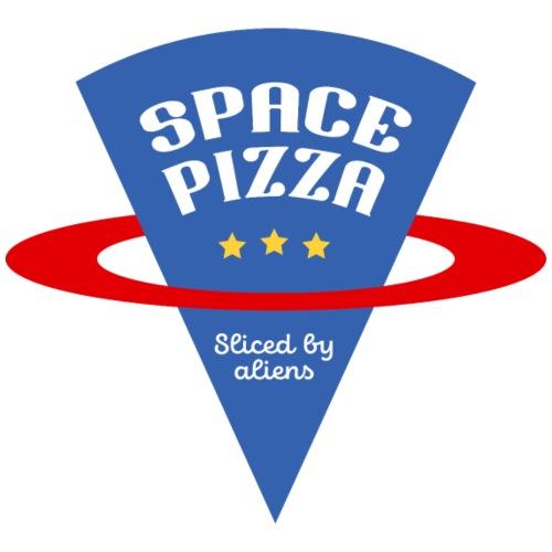 Space Pizza - Men's Premium T-Shirt