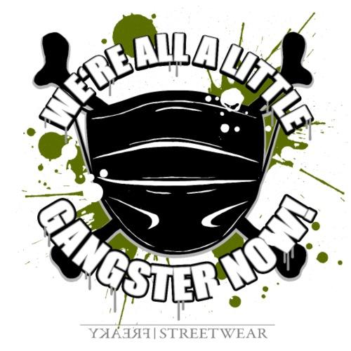 Covid Gangster - Männer Premium T-Shirt