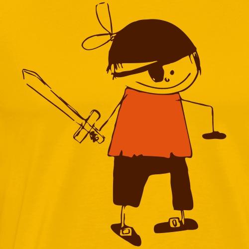 un pirate - T-shirt Premium Homme