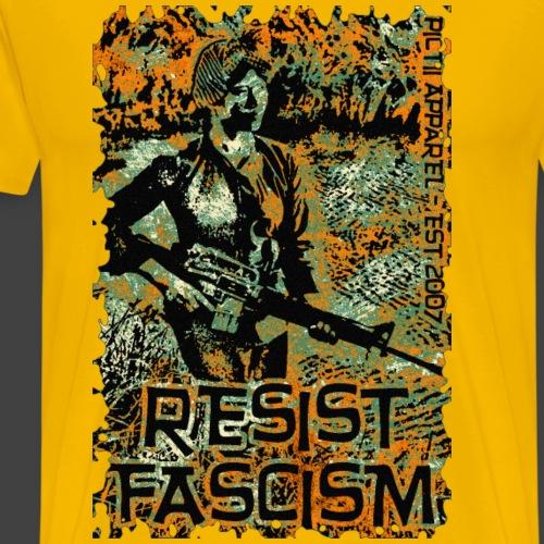 RESIST 5 - MOD 1 - Men's Premium T-Shirt
