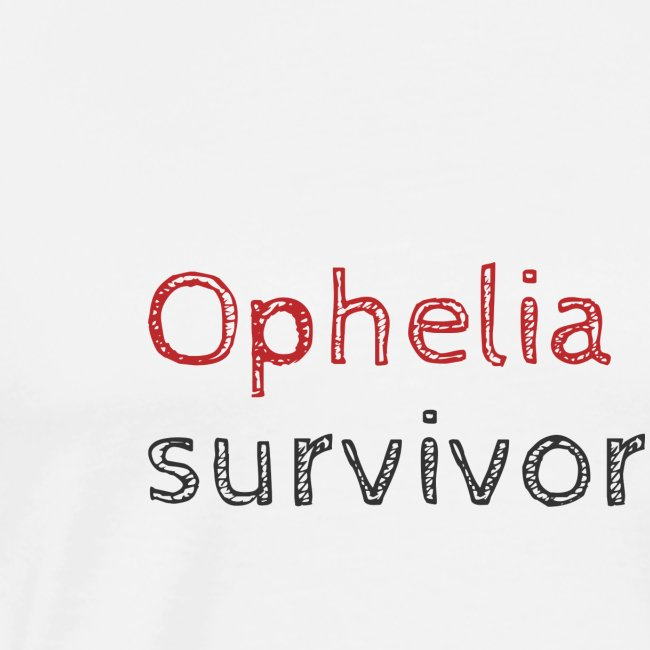 Ophelia survivor