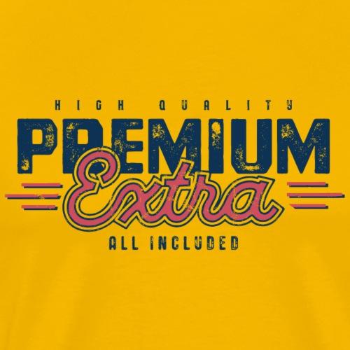 Premium - Premium-T-shirt herr