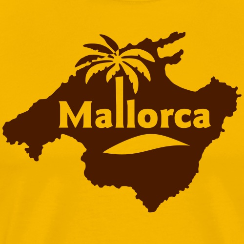 Mallorca Reif für die Insel Beach Party Spanien - Men's Premium T-Shirt